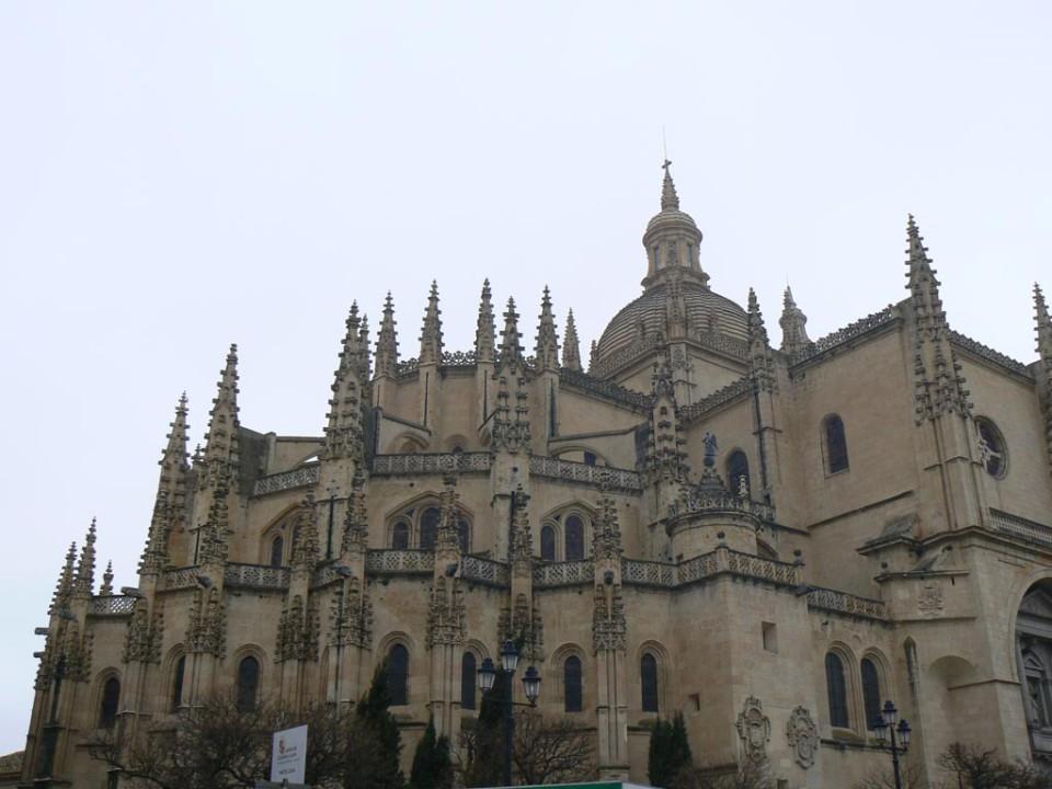 Cathédrale Ségovie