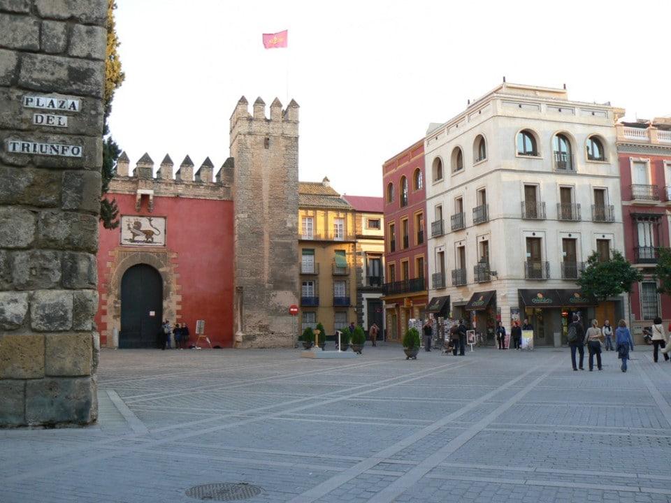 Place de Triomphe Séville
