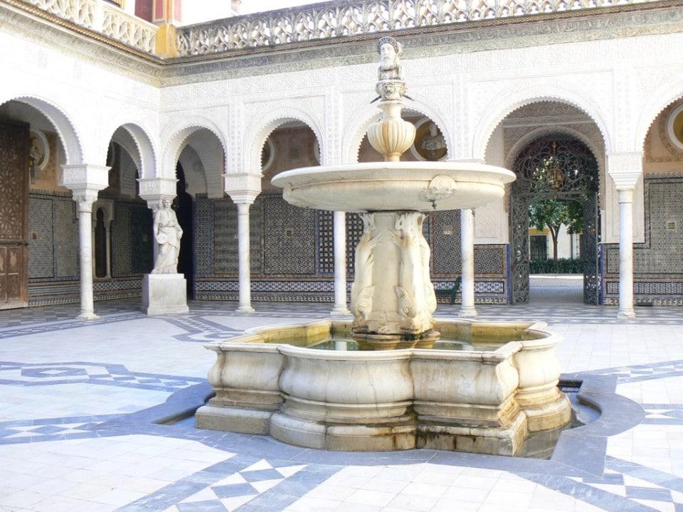 Casa de los Pilatos Séville