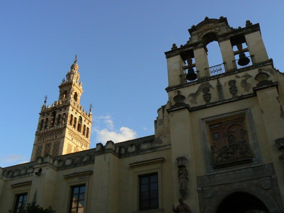 Cathédrale et Giralda de Séville