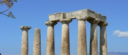Athènes et le Péloponnèse