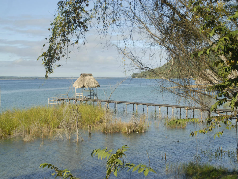 Lac Peten Itza