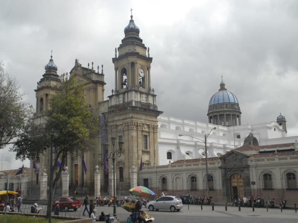 Cathédrale de Guatemala City
