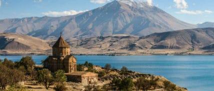 Au pied du Mont Ararat, splendeurs d'Arménie