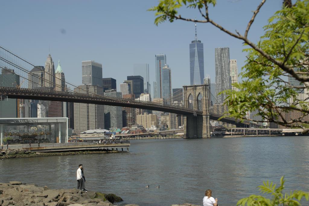 New-York pont de Brooklyn