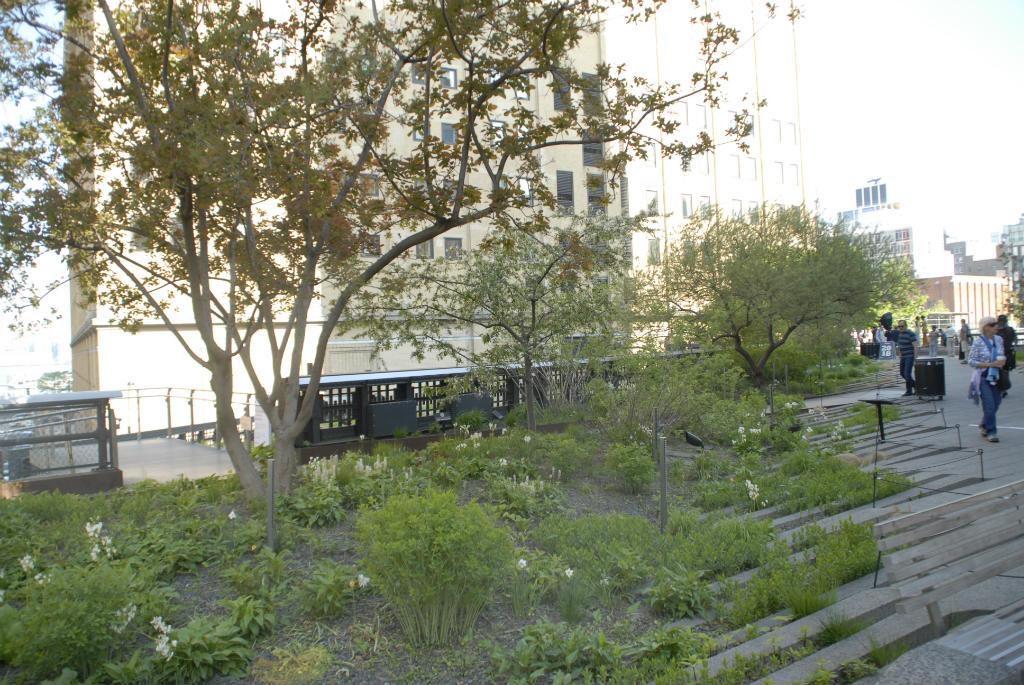 New-York High line