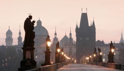 Prague & la Bohème de l'Ouest : l'Art Nouveau
